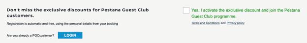 2. Loyalty Club - Invitation for registration