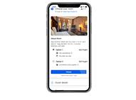 Book on Google Room Cluster Mobile